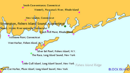 Connecticut and Rhode Island Coast Fishing Charters
